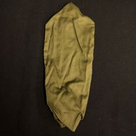 VINTAGE ACTION MAN - Combat Soldier Bivouac Sleeping Bag Ref 28/5